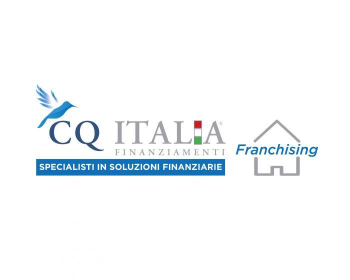 Logo Franchising CQ Italia Finanziamenti
